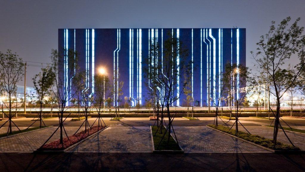 Дата-центр Digital Beijing - Фото