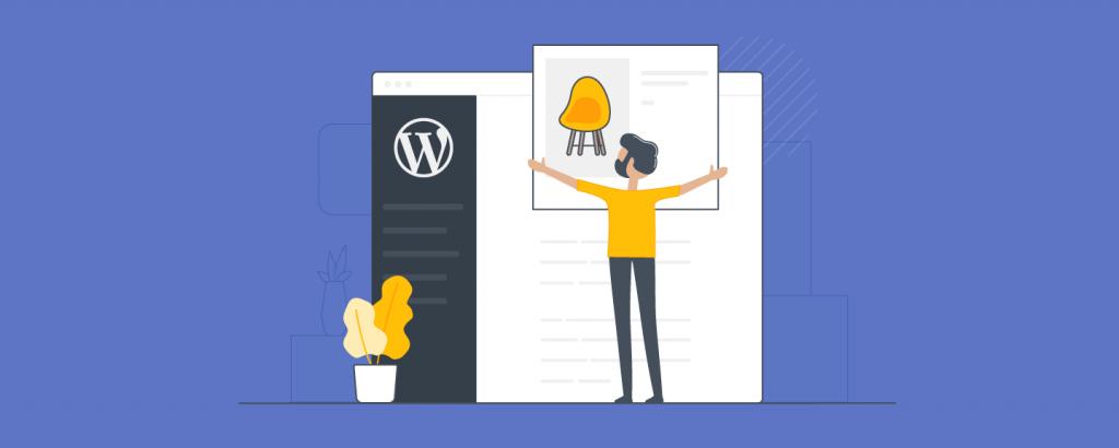 Як установити сайт WordPress на хостинг - Фото