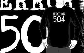 Помилка 504