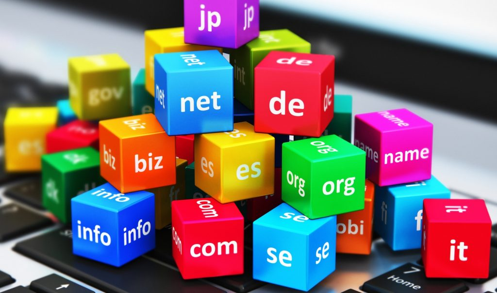 Домены - Как зарегистрировать домен